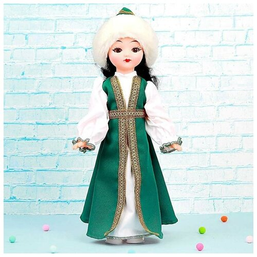 Мир кукол Кукла «Казашка», 45 см, цвета микс