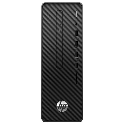 Настольный компьютер HP 290 G3 SFF (36T66ES) Intel Celeron G5905/4 ГБ/128 ГБ SSD/Intel UHD Graphics 610/Windows 10 Pro черный