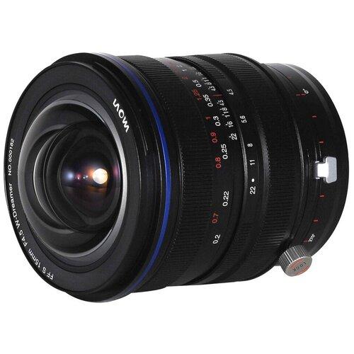 Объектив Laowa 15mm f/4.5 Zero-D Shift Canon RF черный