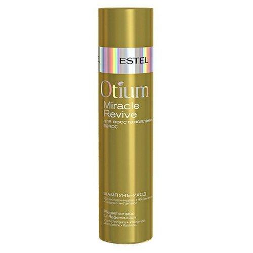 ESTEL Estel, Otium Miracle Revive - шампунь-уход для восстановления волос, 250 мл  - Купить