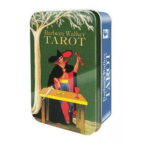 Barbara Walker Tarott in a Tin / Таро Барбары Уолкер в жестяной коробке недорого