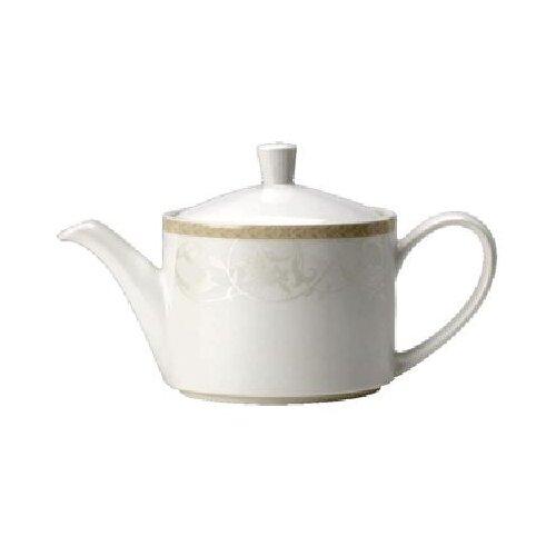 Чайник «Антуанетт»; фарфор; 425мл, Steelite, арт. 9019 C661, Steelite, арт. 9019 C661
