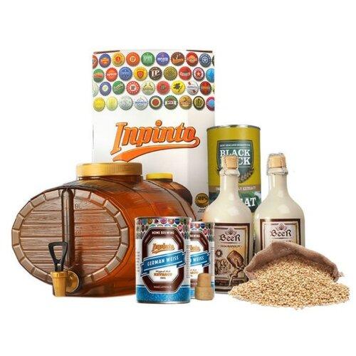 Домашняя мини-пивоварня Inpinto Weiss Meister