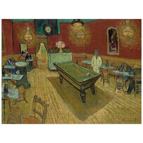 Пазл Pomegranate 500 деталей: Винсент Ван Гог. Ночное кафе