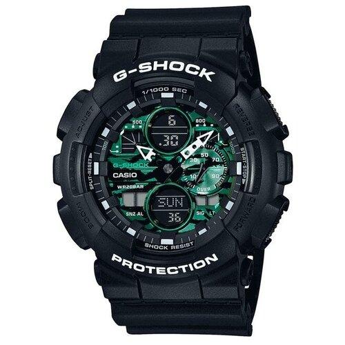 Наручные часы Casio GA-140MG-1A наручные часы casio ga 120tr 1a