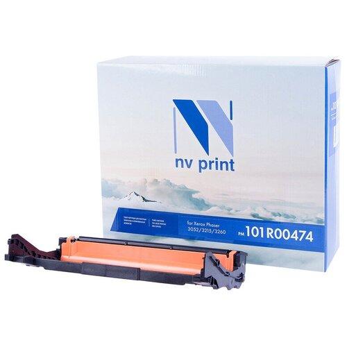 Фото - Барабан NV Print совместимый 101R00474 для Xerox Phaser 3052/3215/3260 {40402} картридж xerox 101r00474 phaser 3052 3260 wc3215 3225 10k drum superfine
