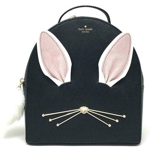 Рюкзак кожаный женский Kate Spade женская кожаная сумка kate spade natalia leather crossbody cherry