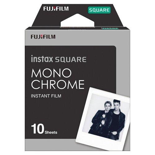 Fujifilm Monochrome Instax Square Film кассета 10L 16671332