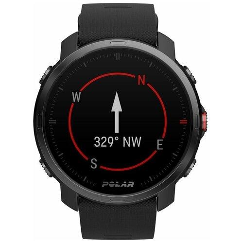 Мультиспортивные GPS-часы POLAR GRIT X, черные