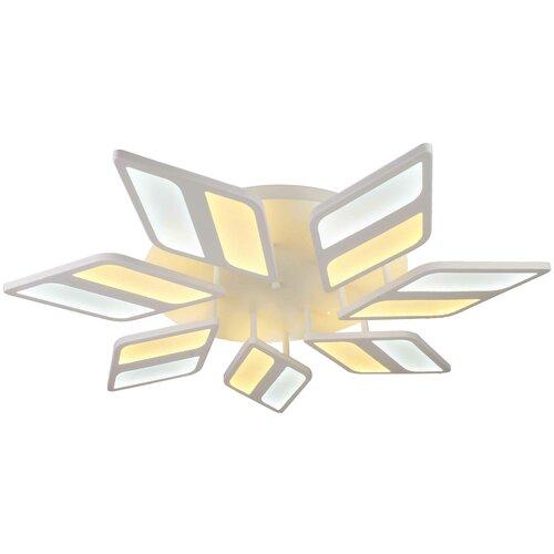 Люстра ЛасСветас 5332/7Y WT LED