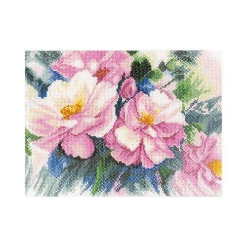 Купить Набор для вышивания LANARTE №069 PN-0149996 Прекрасные розы 1 шт., Наборы для вышивания