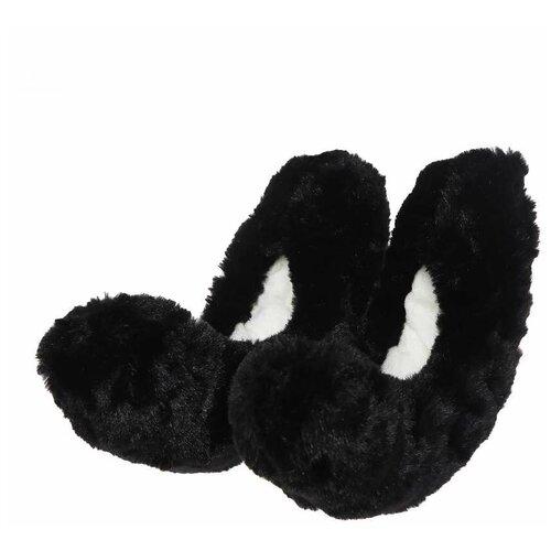 Чехлы-сушки для фигурных коньков MAD GUY черные