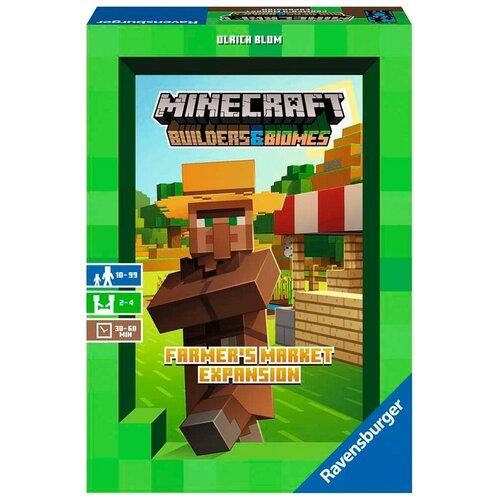 Настольная игра Minecraft: Фермерский рынок. Дополнение