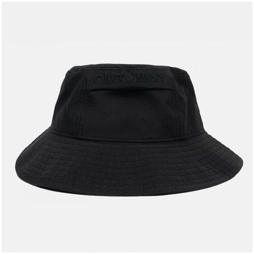 Панама C.P. Company Slip-On Bucket Hat Black
