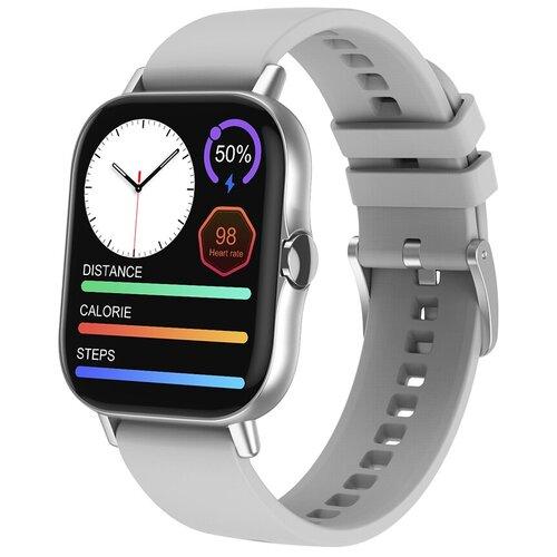 Часы Smart Watch DT94 GARSline серебристые