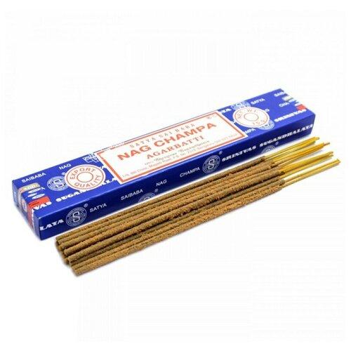 Благовония Наг Чампа Сатья (Satya Nag Champa), 40 грамм