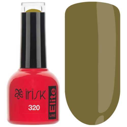 Гель-лак для ногтей Irisk Professional Elite Line, 10 мл, 320 гель лак для ногтей irisk professional elite line 10 мл 306
