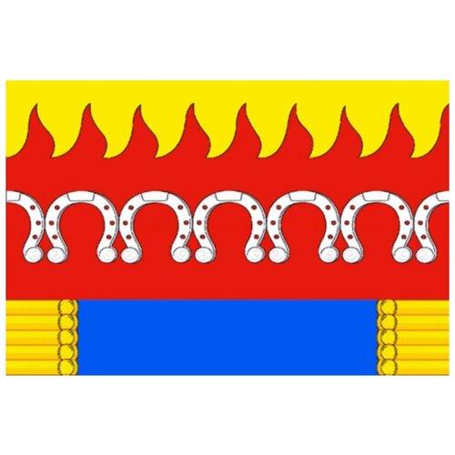 Флаг Комсомольского сельского поселения (Воронежская область)