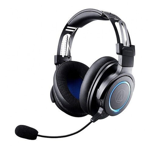 Компьютерная беспроводная гарнитура Audio-Technica ATH-G1WL