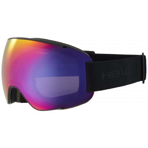 Маска HEAD Magnify 5K Pola black/violet