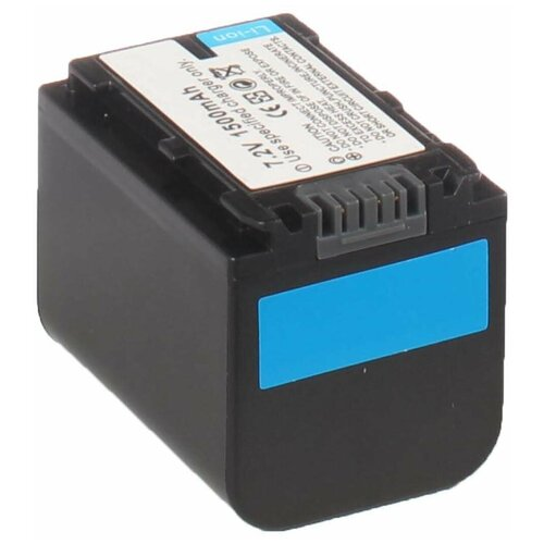 Аккумулятор iBatt iB-B1-F299 1500mAh для Sony NP-FV50, NP-FV100, NP-FV70, NP-FV30, NP-FV90,