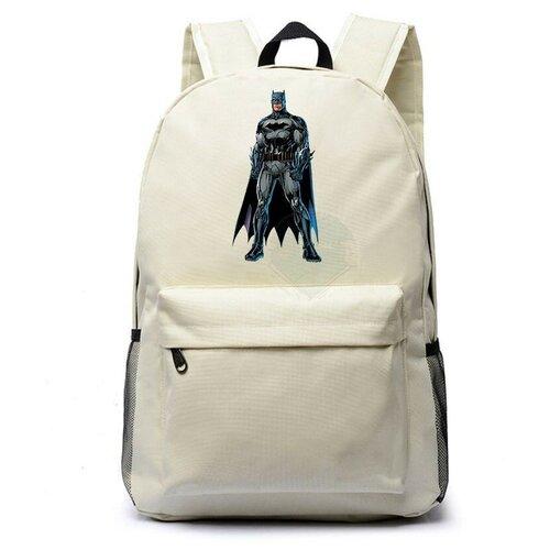 Рюкзак DC белый №1