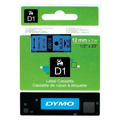 Картридж ленточный Dymo D1 S0720560 голубойчерный для Dymo
