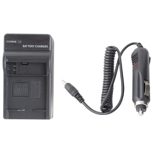 Fujimi AHDBT-401 Зарядное устройство с автомобильным адаптером, для АКБ GP H4B(GoPro4)