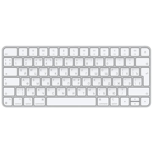 Клавиатура Apple Magic Keyboard белый/серебристый