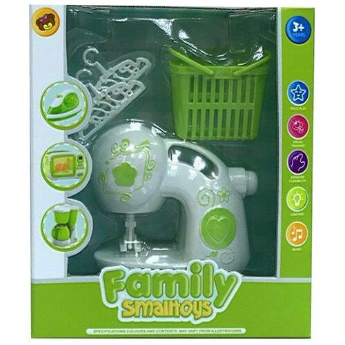 Игровой набор Бытовая техника, свет, звук, в комплекте предметов 4 шт., эл. пит. ААх2шт не вх. в компл. Shantoy Gepay Y993142