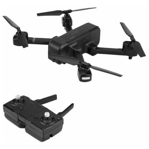 Квадрокоптер - SJRC Z5 720p черный (GPS, камера 720P)
