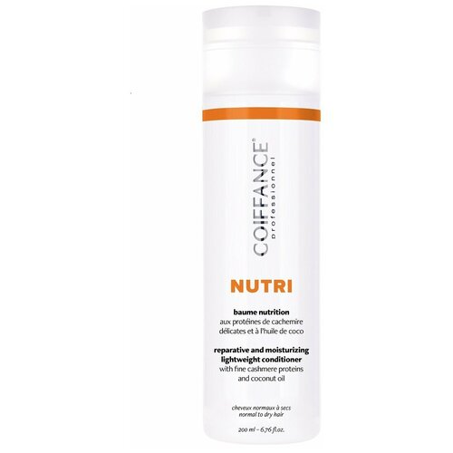 Coiffance Nutri - Питательный и увлажняющий кондиционер для ежедневного применения для нормальных и сухих волос 200 мл недорого