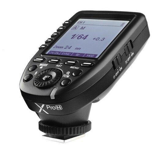 Фото - Пульт-радиосинхронизатор Godox Xpro-N TTL для Nikon радиосинхронизатор godox xpro c для canon
