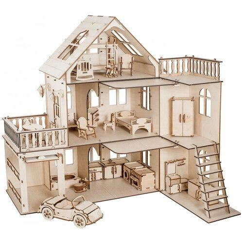 DHP002 Чудо-дом с мебелью Чудо-дерево