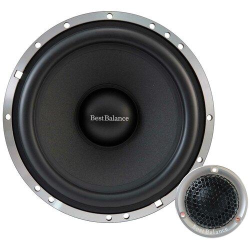 Автоакустика Best Balance B6.5C 2-полосная акустическая система best balance e65 2 шт