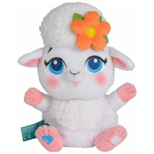 Игрушка Enchantimals плюшевая Sheep Flag 20 см