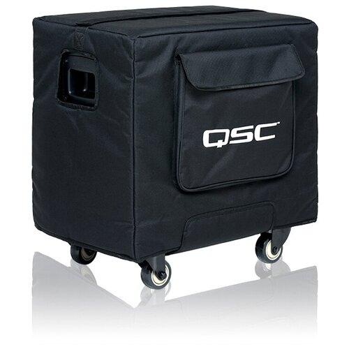 Qsc KS112-CVR чехол для профессиональной акустики qsc e10 cvr