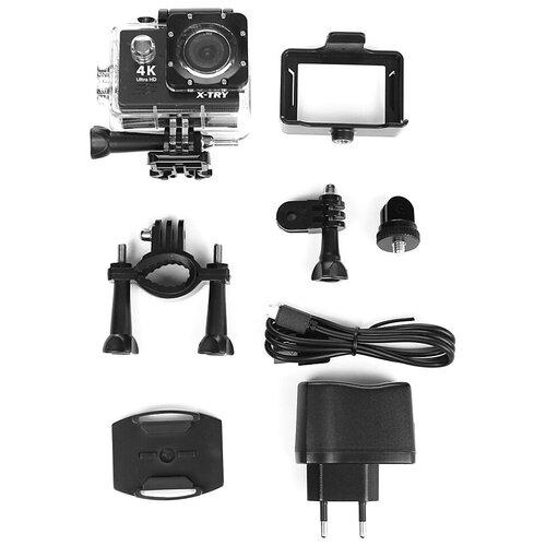 Фото - Экшн-камера X-TRY XTC176 Neo 4K Wi-Fi экшн камера x try xtg370 ultra