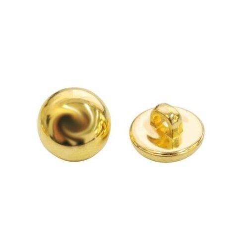 Купить 0315-1144A Пуговица 18L (золото) 144 шт, Astra & Craft, Пуговицы