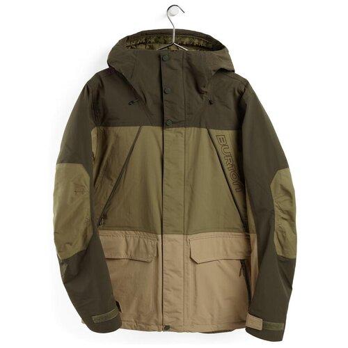 Куртка BURTON размер S, forest night/martini olive/kelp