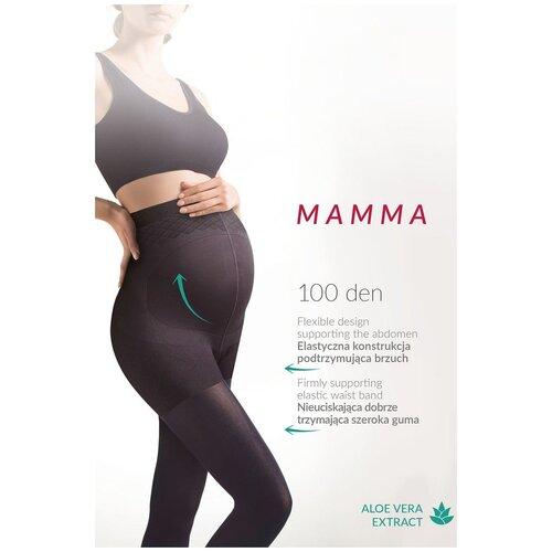 Gabriella Колготки для беременных Mamma 100 den черный 3 размер