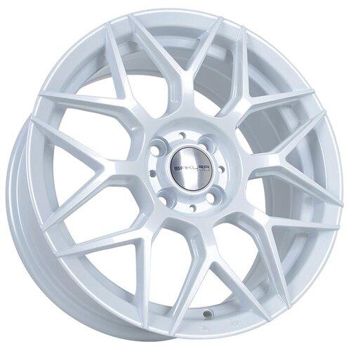 Фото - Колесный диск Sakura Wheels 3940-744 7xR16/4x100 D73.1 ET40 колесный диск magnetto wheels 15002 6x15 4x100 d60 1 et40 black