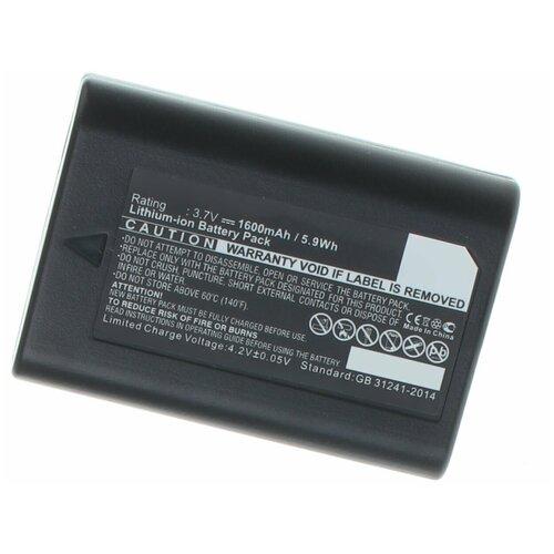 Фото - Аккумулятор iBatt iB-U1-F413 1600mAh для Leica M9-P, M8, M8.2, M9, аккумулятор ibatt ib u1 f428 1180mah для gopro hd hero3 hd hero3