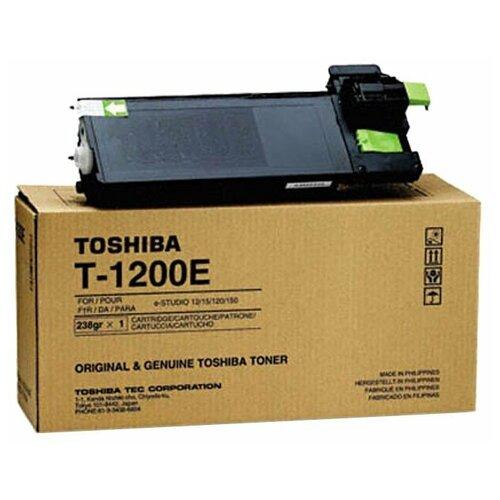 Фото - Тонер-картридж Toshiba T-1200E (6B000000085) Black тонер toshiba t 2340e