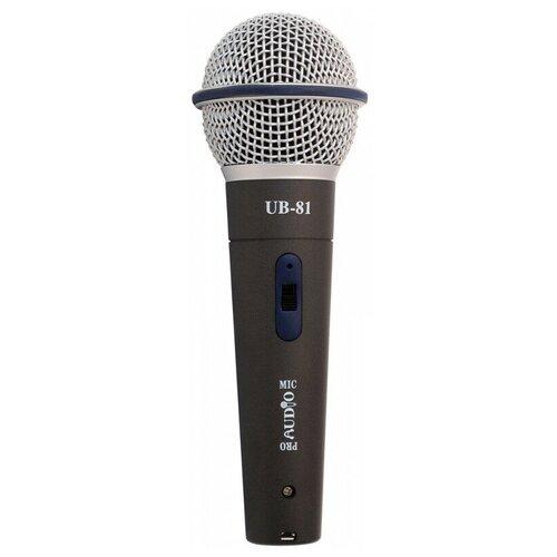 Микрофон ProAudio UB-81