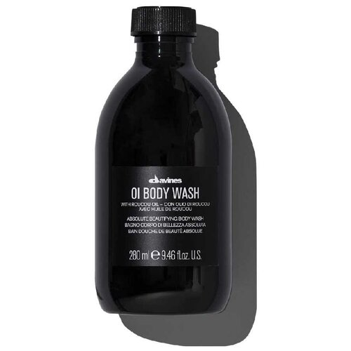 Купить Davines OI Body Wash With Roucou Oil Absolute Beautifying Body Wash - Гель для душа для абсолютной красоты тела 250 мл