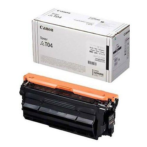 Фото - Картридж Canon T04 Black (2980C001) тонер картридж canon t04 b 2980c001