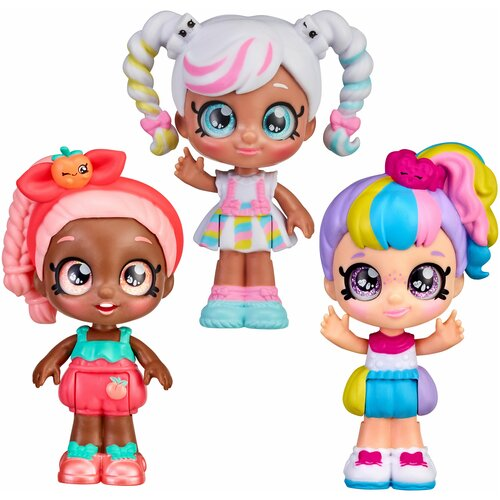 Набор мини кукол Kindi Kids Minis