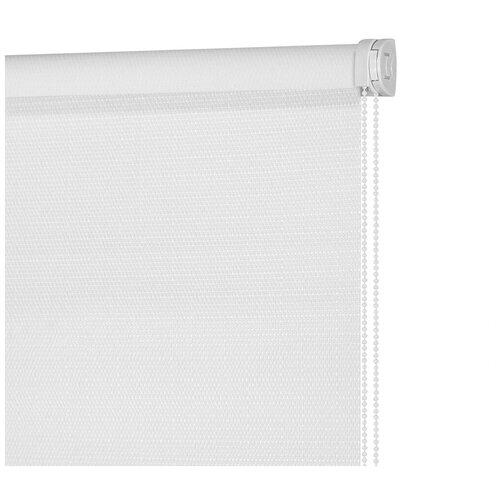 DECOFEST Рулонные шторы Шалюр Цвет: Белый