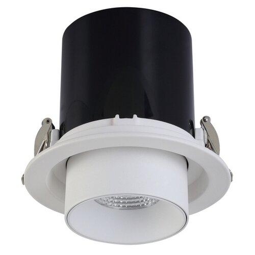 Фото - Встраиваемый светильник светодиодный Crystal Lux CLT 042C130 WH светильник crystal lux встраиваемый светодиодный clt 524c105 wh